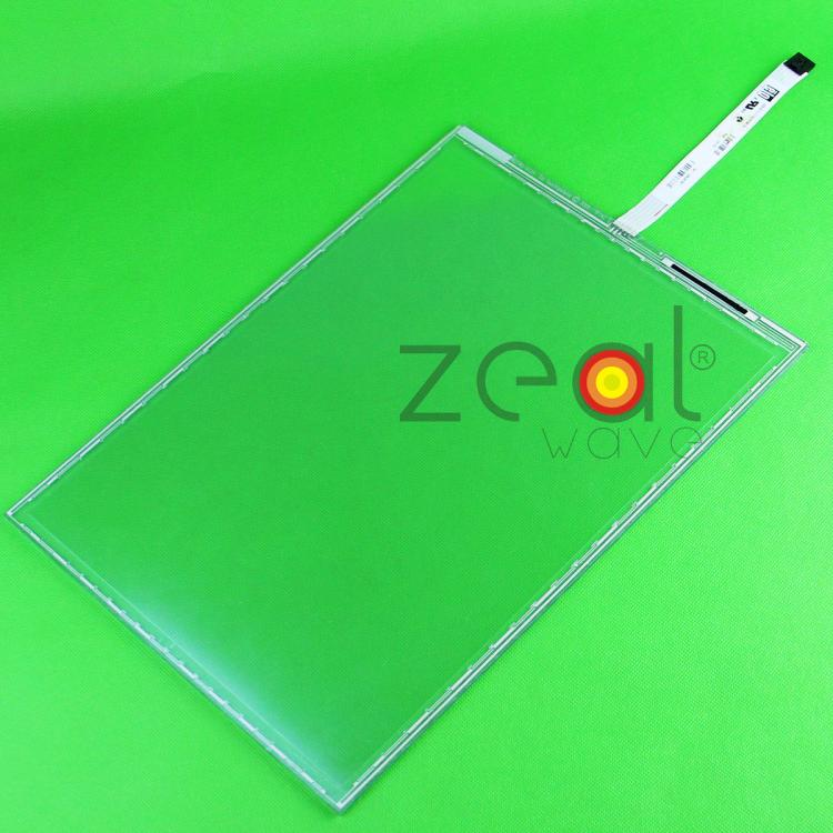 SCN-A5-FLT12.1-Z01-0H1-R E011881 12.1 inch AccuTouch 5 Wires Resistive Touch Panel Screen for ELO