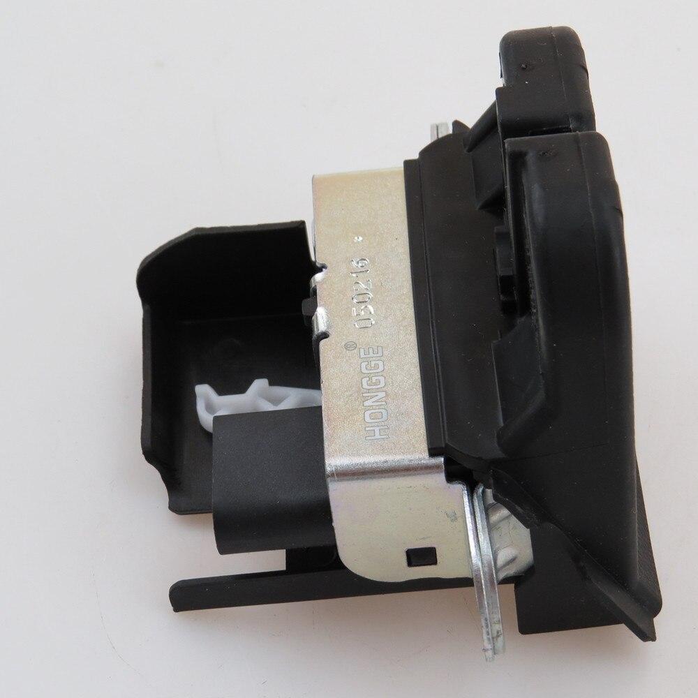 HONGGE Car Trunk Lock Block Rear Trunk Lid Lock Latch For VW Golf GTI 7 MK7 5GG 827 505 5GG827505