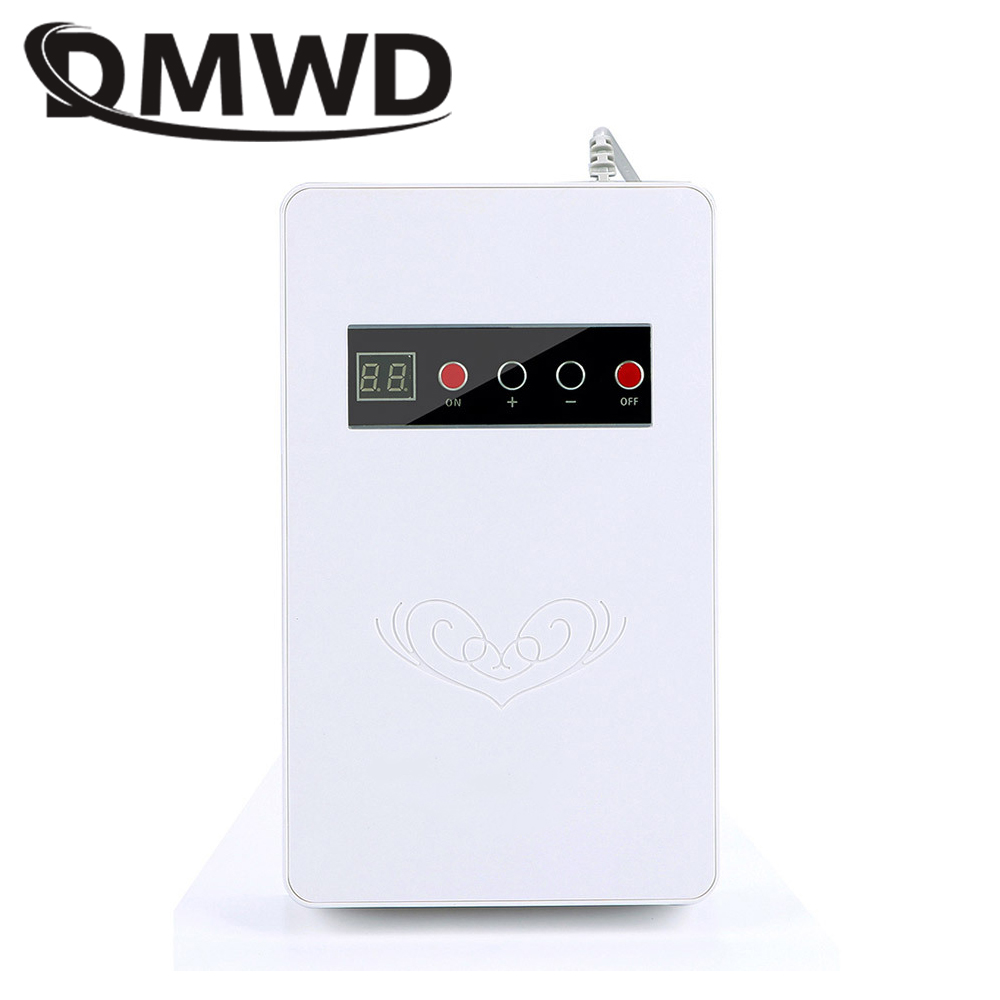 DMWD Air Ozonizer Purifier Fruit Vegetable Deodorizer Ozone Ionizer Generator Water Sterilization Cleaner Oxygen Machine 400mg/h household air purifier air ozone generator filter deodorizer ozone ionizer oxygen refrigerator air fresh cleaner air humidifiers