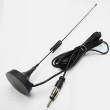 Antenna 1 PC Magnetica Auto AM / FM Antenna di Base Con 2.8 Cavo di Estensione Per Il CD Auto Radio