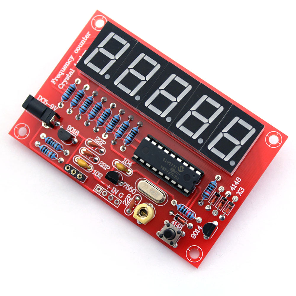Frequency Meter Kit : Aliexpress buy mhz crystal oscillator frequency