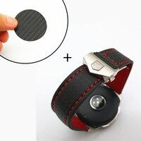 AKGLEADER Samsung Galaxy Watch 46mm 42mm 22mm 20mm leather strap