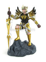 LOL Cosplay Exemplar of Demacia Jarvan IV 21cm/8.3'' Boxed PVC Garage Kits Action Figures Model Toys GK