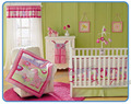 Ups Free kids baby Bedding sets baby bumper Comforter cot quilt sheet bumper included