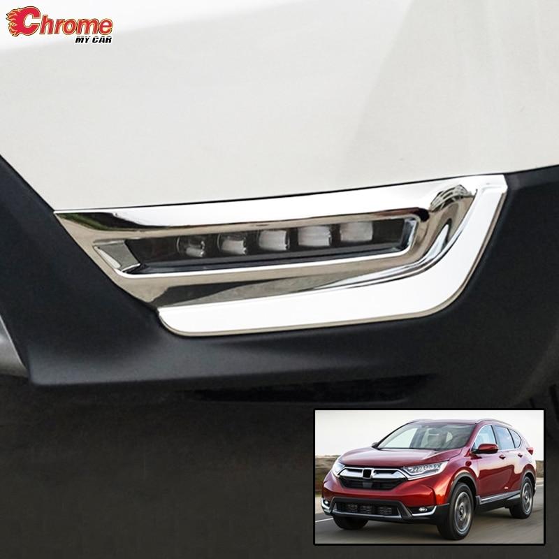 For Honda CR V CRV 5th Gen 2017 2018 2019 Front Head Fog