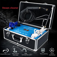 High temperature home appliance steam cleaning machine MFP smoke machine air conditioning cleaning tool full cleaning machine