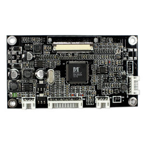 Image 4 - VGAAV Lcd Controller board KYV N2 V6 5inch ZJ050NA 08C replacement AT050TN22 640x480 lcd panel