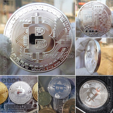 2015 Free Shipping Hotsale Bitcoin Coin/Safe Coins/New Coins for Artistic Collection,50pcs/lot Free shipping 50pcs lot kse13009f2 e13009f2 13009 free shipping