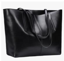 2017 new single shoulder bag bag female fashion Korean cowhide handbag simple all-match classic bag