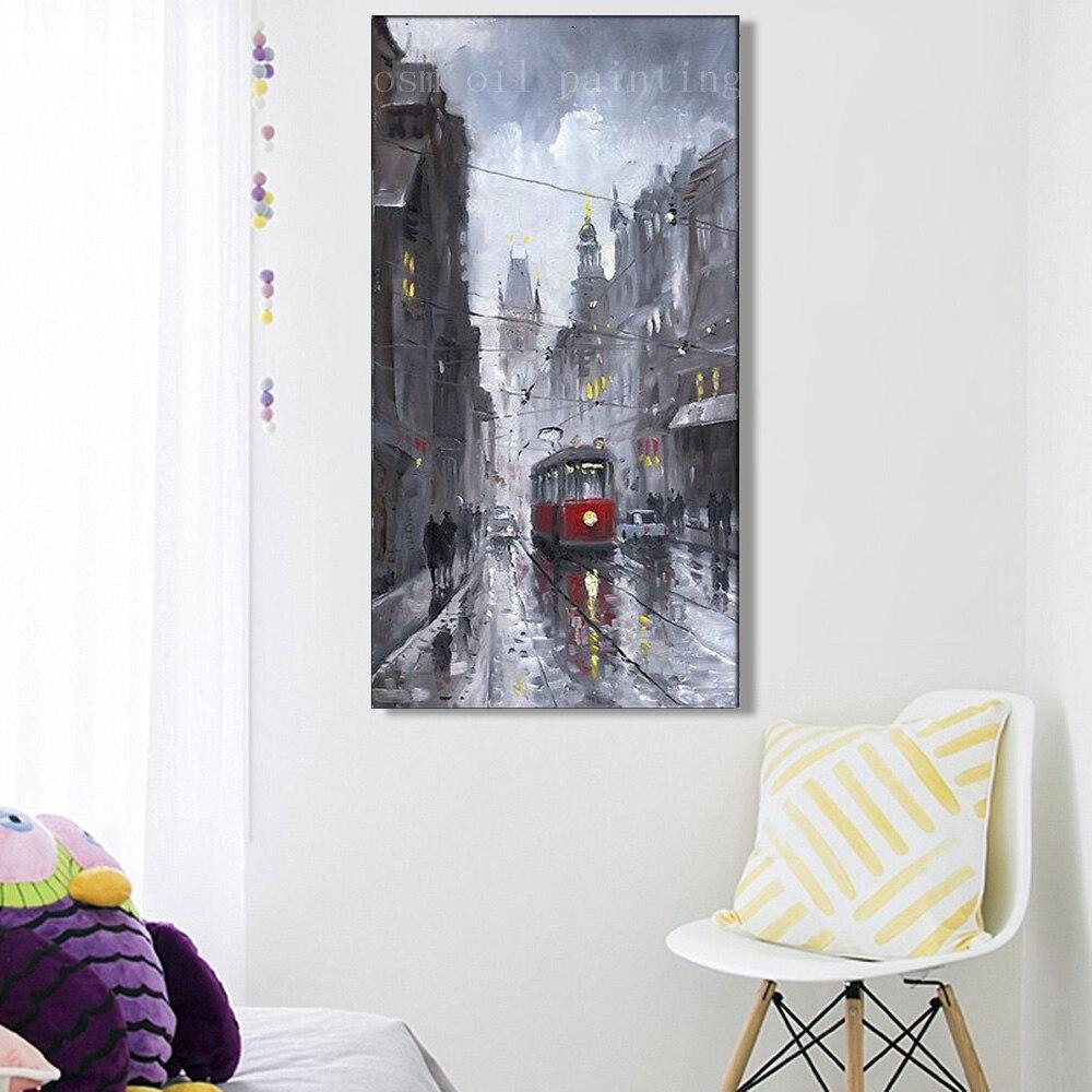 ხელნაკეთი Streetcar ნახატები - სახლის დეკორაცია - ფოტო 2