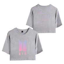 Love Yourself Answer T-Shirt Crop Top