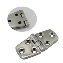 Marine Boat Stainless Steel Butt Hinge Boat Cover Hinges Marine Hardware Accessories