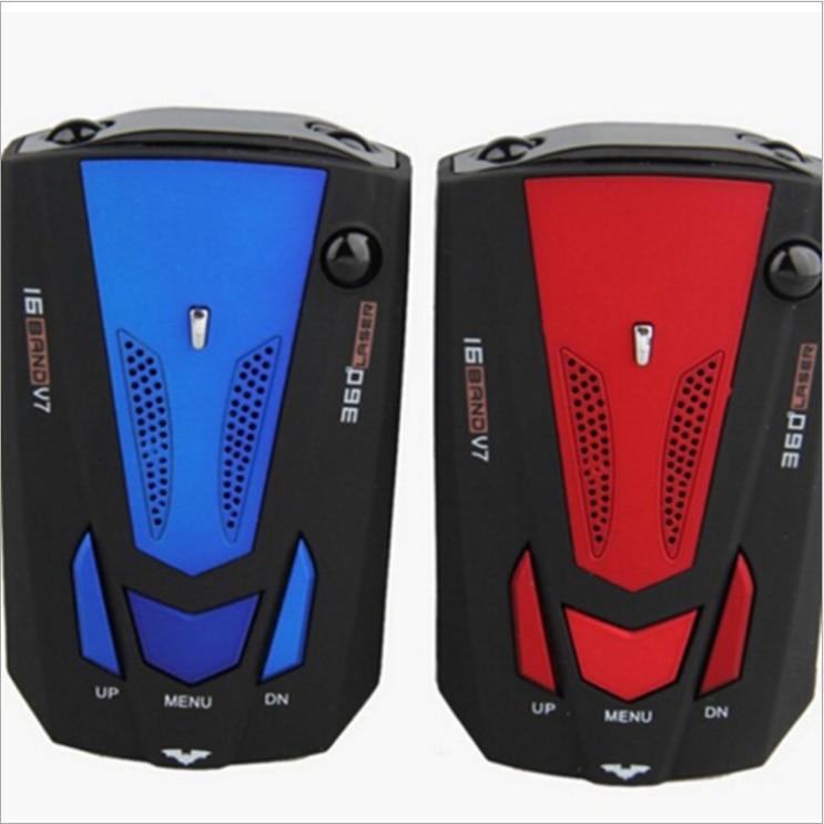 Russian/English Car Radar Detector Car Anti speed Radar Detector For Mercedes W203 W210 W211 W204 Benz C E S CLS CLK Accessories