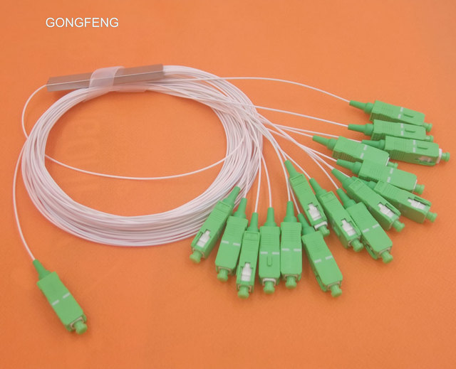 10pcs NEW Steel Tube 0 9mm1x16 Differential Mini Blockless SC APC Connector Fiber Optic PLC Splitter_640x640 aliexpress com buy 10pcs new steel tube 0 9mm1x16 differential Fiber Optic Connectors at edmiracle.co