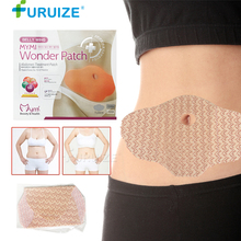 Belly Weight Loss stickers MYMI WONDER PATCH Abdomen Treatment Slimming patch Navel Fat Burning Patch Belly Navel Slim patch