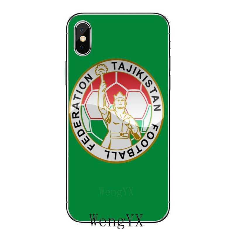 Bandera Nacional de Tajikistan cubierta suave del teléfono funda para Samsung Galaxy J4 J6 prime J8 A6s A7 A8 A9s star Note 9 S10 lite plus 2018
