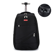 MAGIC UNION Mens Travel Bag Trolley backpack Man Backpack Polyester Bags Waterproof Computer Packsack Brand Design Backpacks