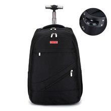 マジックユニオン男性の旅行バッグトロリー男バックパックポリエステル防水コンピュータ Packsack ブランドデザインのバックパック
