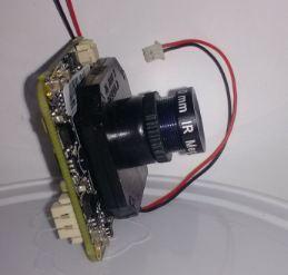 Hi3516e Hi3516ev100 Imx290 Imx323 Development Board Module Camera,