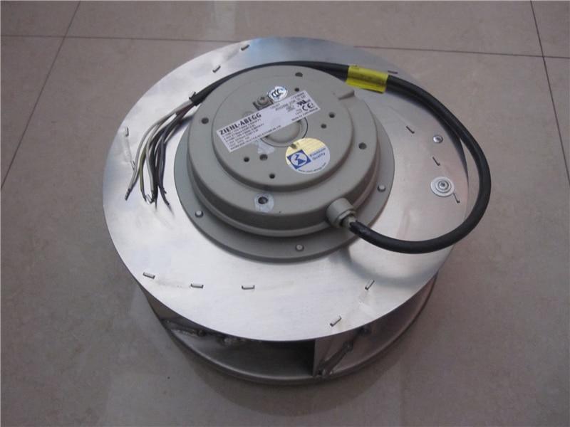RH28M-2EK.3F.1R Low Power 225W Centrifugal fan  for Siemens 6ES70 VFD Heat Dissipation New Made in Germany