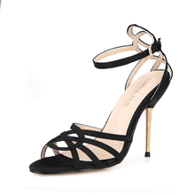 Red Bottom New Women Sandals High Heels Sexy Party Big Size Satin Peep Toe Thin Iron Heel Wedding Bridal Lady Heel Shoe 3845C-5c 9pcs crafts clay modeling tools shaping and sculpting clay at schools