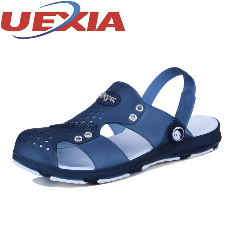 Men Fashion Sandals Summer Mens Slippers Shoes Outdoor Beach Casual Breathable Home Sandals Men Shoes Flip-Flops Zapatos Hombre