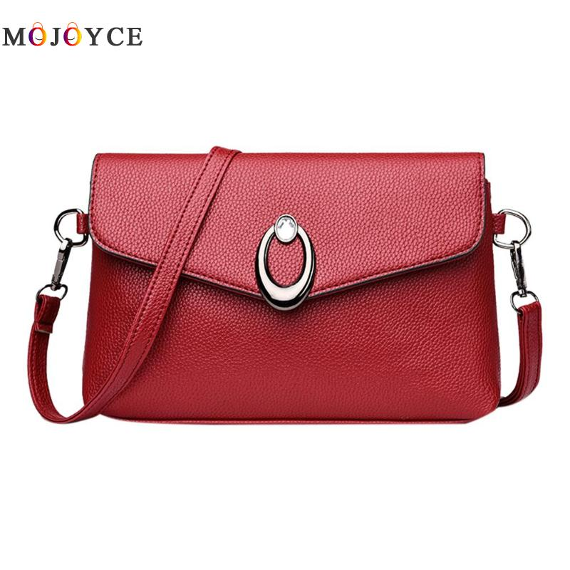 Female Handbag Clutch Messenger-Bag Flap-Shoulder-Bag Crossbody Women Fashion Casual