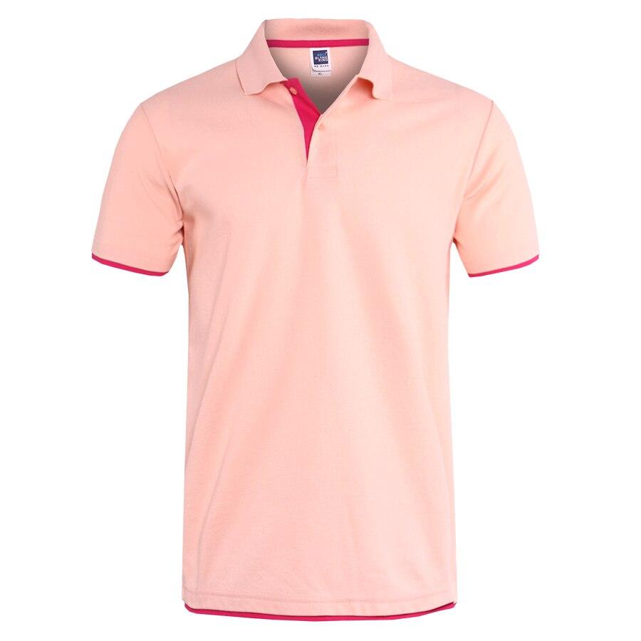 Mens Polo Shirt Brands Clothing short Sleeve Summer Shirt Man Black Cotton Polo Shirt Men Plus Size Polo Shirts 33