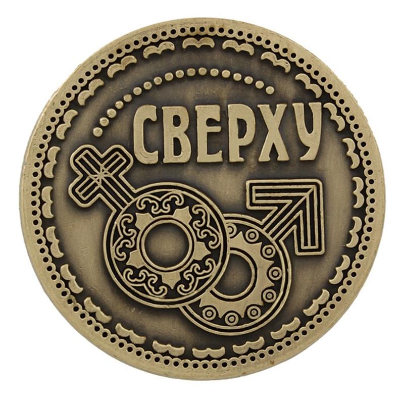 Ρωσία Αντιγραφή νομισμάτων Vintage σπίτι - Διακόσμηση σπιτιού - Φωτογραφία 3