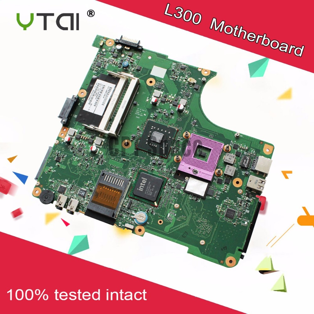 L305 Toshiba Laptop for L300/L305/L350/.. 6050a2264901-mb-a02/Pga478ma/100%tested-intact