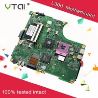 L300 Motherboard For Toshiba L300 L305 L350 V000138620 GL40 Laptop Motherboard 6050A2264901 MB A02 PGA478MA 100% tested intact