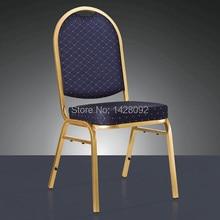 Качественный крепкий дешевый Штабелируемый стальной ресторанный стул LQ-T8024