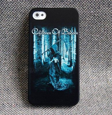 Children of Bodom Heavy metal rock band iPhone Case 5/5S/5C/6/6S/6 ...