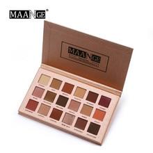 18 Color Shimmer Glitter Eye Shadow Powder Matt Eyeshadow Cosmetic Makeup brochas maquillaje profesional pinceaux maquillage #7