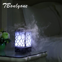 TBonlyone 200ML Water Cube Essential Oil Diffuser Mini Aroma Lamp Mist Maker Electric Ultrasonice Air Aroma