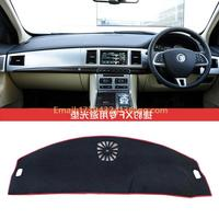 dashmats car styling accessories dashboard cover for Jaguar XF 2008 2009 2010 2011 2013 2014 2015 2012 RHD