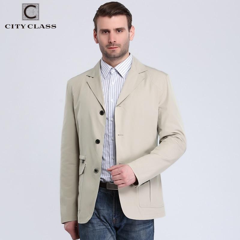 CITY CLASS Новий Чоловік Літній - Чоловічий одяг