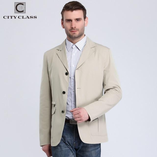 ville classe nouveau homme d 39 t casual blousons mode turn down col tailleur v tement sans. Black Bedroom Furniture Sets. Home Design Ideas