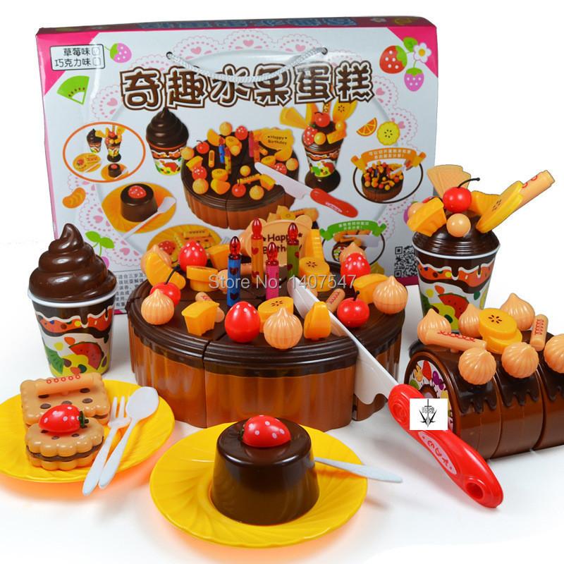 envo gratis tamao grande unidsset nio tortas de cumpleaos juguetes casa de