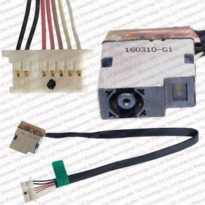 Conector novo do cabo do soquete da tomada da c.c. para hp envy x2 13-j000np 13t-j0 13-j050na 13-j002dx 13-j012dx 13-j020ca 778937-sd1