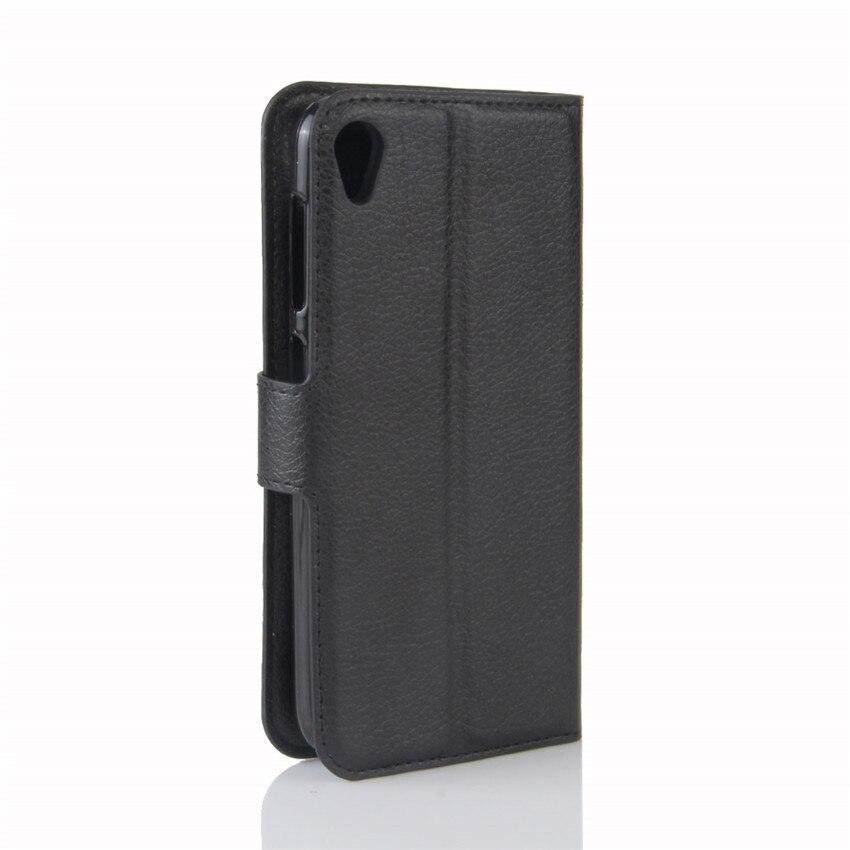 För Asus ZenFone Live ZB501KL Fodral Hög kvalitet Flip läderfodral - Reservdelar och tillbehör för mobiltelefoner - Foto 5
