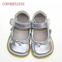 COPODENIEVE Girl Flat Heels Spring And Autumn Style Lace Girl Shoes In Children S Shallow Mouth