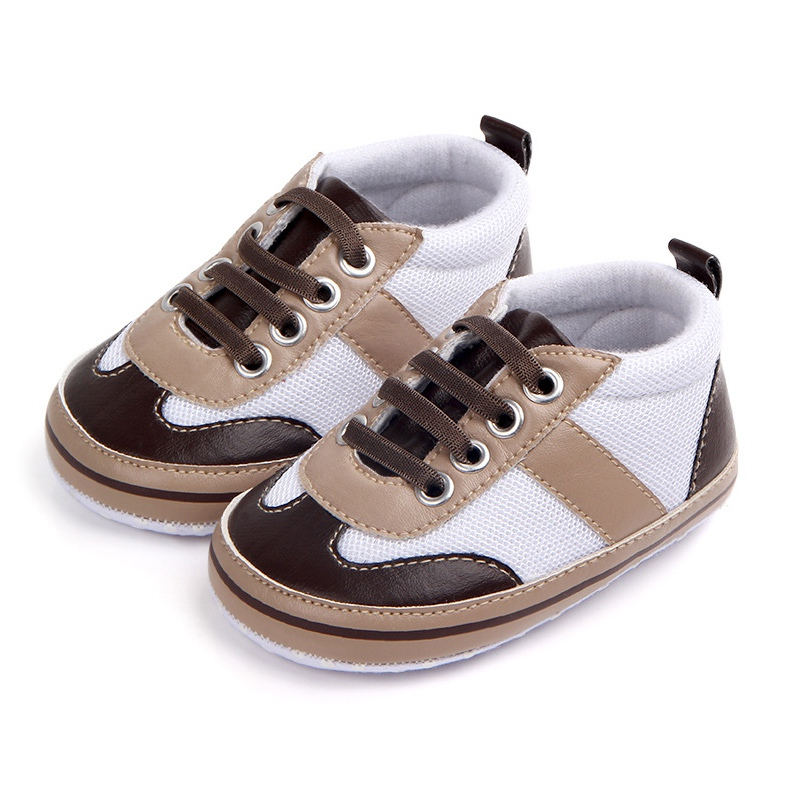 Baby Shoes Spring Autumn Infant Soft Sole Casual First Walkers Toddler Anti-slip Walking Crib Shoes Sneakers Children 2018 New