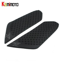 KEMiMOTO For Kawasaki Z900 2017 Parts For Kawasaki Z 900 Accessories Z900 Moto Tank Pad Gad