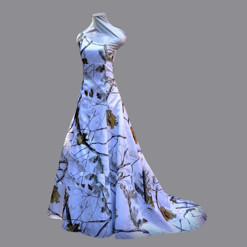 Online Buy Wholesale Camo Wedding Dress From China Camo