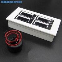 AC 110V 220V Digital 100A Watt Power Meter Volt Amp Ammeter Voltmeter 80 260V