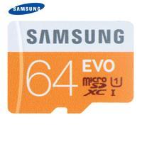Genuine 64GB 32 GB 128GB SAMSUNG UHS I Class 10 32GB 95MB S High Speed MicroSD