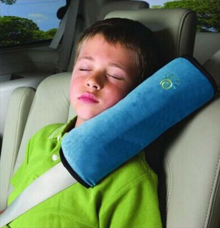 Hot Sales!Baby Pillow Car Auto Safety Seat Belt Harness Shoulder Pad Cover Children Protection Covers Cushion Support Pillow #13