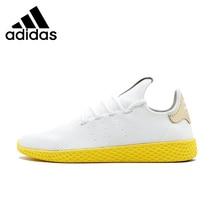 new concept 730c9 0c219 ADIDAS Pharrell Williams Tennis Hu chaussures de course pour hommes et  femmes maille respirante baskets confortables