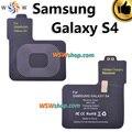 Cargador inalámbrico qi para samsung galaxy s4 cargador inalámbrico cargador inalámbrico qi receptor para galaxy s4 n9500 n9505 adaptador